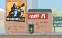 Newgrounds Retaliation