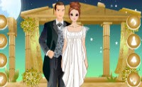 Moonlight Wedding Dress Up