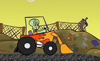 Squidward's Tractor game